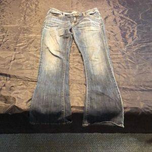 Size 4, simply Vera, Vera Wang jeans